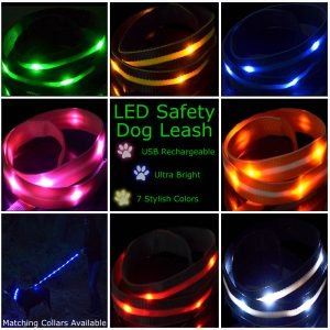 Yippr Classic LED Dog Leash