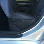 Dog Seat Cover Black