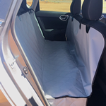 Pet Seat Cover Grey