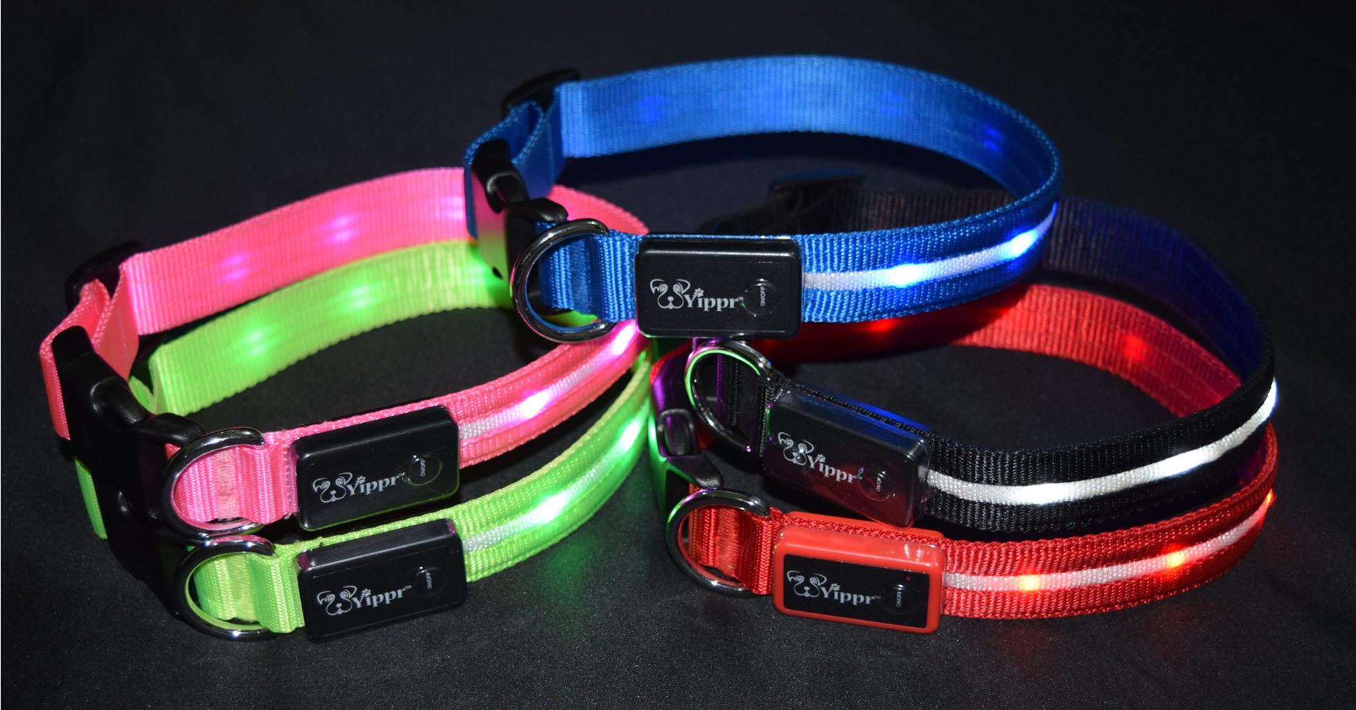 Yippr Premium LED Collar