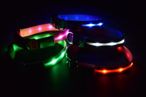 Safety LED Collars
