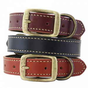 Auburn Edition Leather Collars