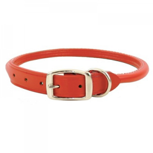 Round Leather Collar