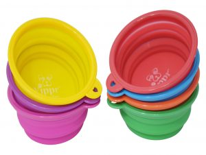 Travel Bowls All Colors