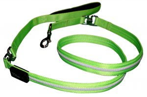 Light Up LED Leash by Yippr